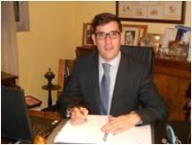 Christophe RIGAUD-BONNET Président de la JCE de Carcassonne 2015