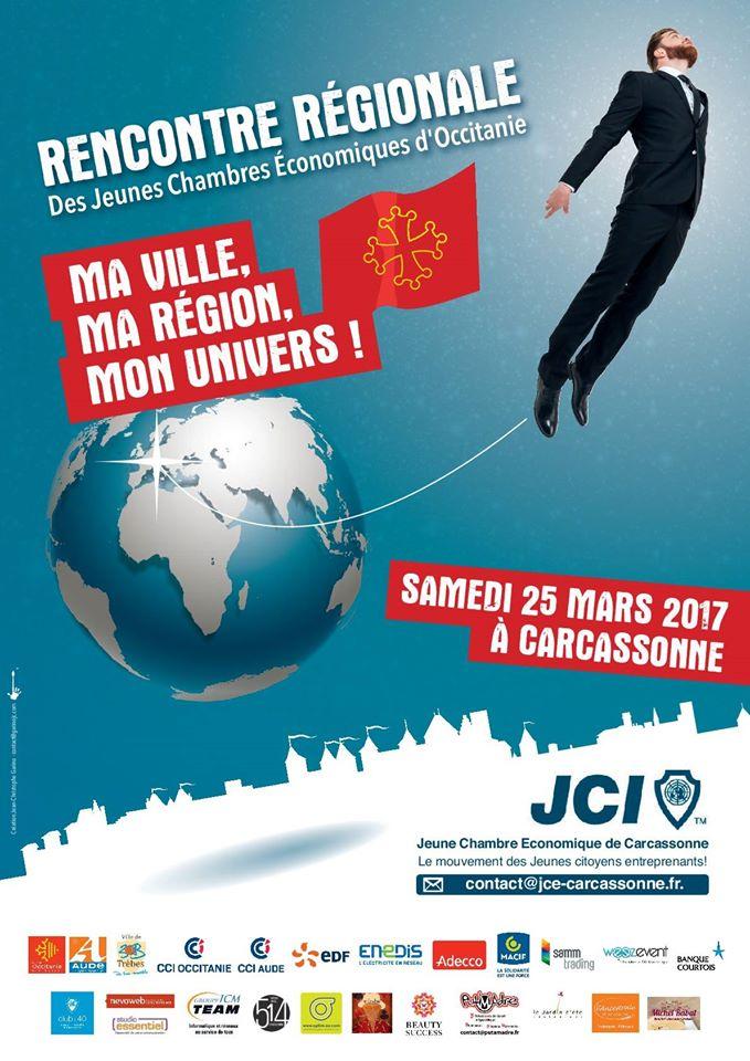 Journ e r gionale de formation le 25 mars 2017 jce carcassonne - Chambre de commerce carcassonne ...